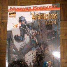 Cómics: LOS 4 FANTÁSTICOS 1234 - MARVEL KNIGHTS - MORRISON Y LEE. Lote 130886912