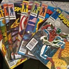 Cómics: SPIDERMAN (SEGUNDA EDICIÓN) COMICS FORUM (LOTE NÚMEROS 1 A 10). Lote 130905884