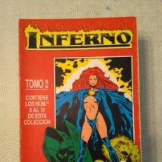 Cómics: INFERNO - TOMO 2 (#6-10). Lote 130985980