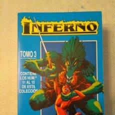 Cómics: INFERNO - TOMO 3 (#11-15). Lote 130986043