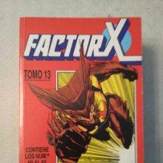 Cómics: FACTOR X - TOMO 13 (#60-65). Lote 130986740