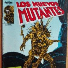 Cómics: LOS NUEVOS MUTANTES 22.PRIMERA EDICIÓN.FORUM. Lote 131034504