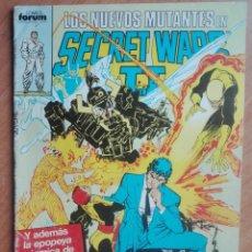 Cómics: LOS NUEVOS MUTANTES EN SECRET WARS 2 NUMERO 46. Lote 131059540