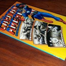 Cómics: CAPITAN AMERICA EXCELENTE ESTADO CENTINELA LIBERTAD FORUM. Lote 131079157