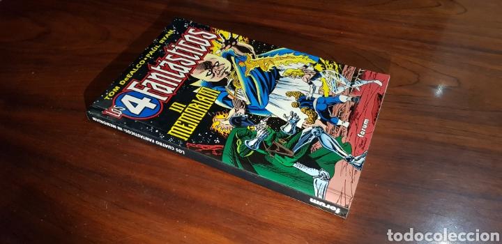 LOS 4 FANTASTICOS EXCELENTE ESTADO IN MEMORIAM FORUM TOM DEFALCO PAUL RYAN (Tebeos y Comics - Forum - 4 Fantásticos)