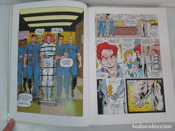 Cómics: SPIDERMAN. MATANZA MAXIMA. DE MATTEIS. KAVANAGH. BAGLEY. EDITORIAL FORUM PLANETA AGOSTINI. 1996 - Foto 10 - 131093284