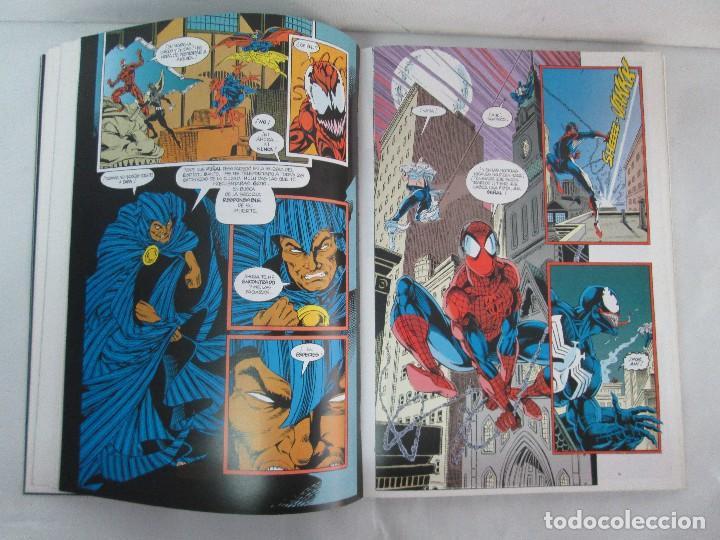 Cómics: SPIDERMAN. MATANZA MAXIMA. DE MATTEIS. KAVANAGH. BAGLEY. EDITORIAL FORUM PLANETA AGOSTINI. 1996 - Foto 13 - 131093284