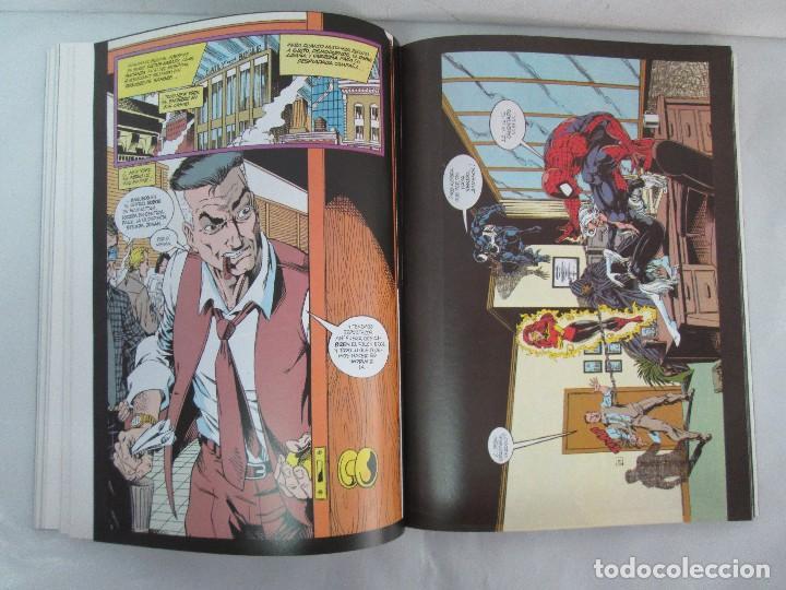 Cómics: SPIDERMAN. MATANZA MAXIMA. DE MATTEIS. KAVANAGH. BAGLEY. EDITORIAL FORUM PLANETA AGOSTINI. 1996 - Foto 16 - 131093284