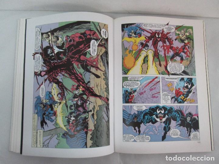 Cómics: SPIDERMAN. MATANZA MAXIMA. DE MATTEIS. KAVANAGH. BAGLEY. EDITORIAL FORUM PLANETA AGOSTINI. 1996 - Foto 17 - 131093284