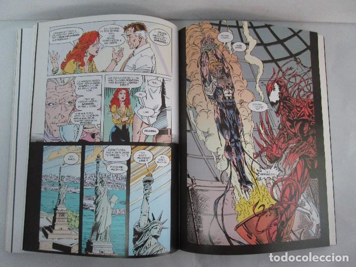 Cómics: SPIDERMAN. MATANZA MAXIMA. DE MATTEIS. KAVANAGH. BAGLEY. EDITORIAL FORUM PLANETA AGOSTINI. 1996 - Foto 18 - 131093284