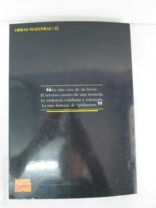 Cómics: SPIDERMAN. MATANZA MAXIMA. DE MATTEIS. KAVANAGH. BAGLEY. EDITORIAL FORUM PLANETA AGOSTINI. 1996 - Foto 20 - 131093284