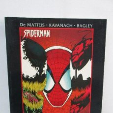 Cómics: SPIDERMAN. MATANZA MAXIMA. DE MATTEIS. KAVANAGH. BAGLEY. EDITORIAL FORUM PLANETA AGOSTINI. 1996. Lote 131093284