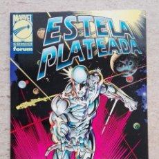 Cómics: ESTELA PLATEADA: LA MUERTE DE GALACTUS COMPLETA. Lote 131107340