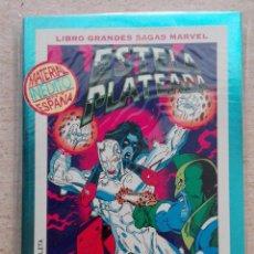 Cómics: GRANDES SAGAS 13: ESTELA PLATEADA - MUERTE EN EL ESPACIO. Lote 131108068