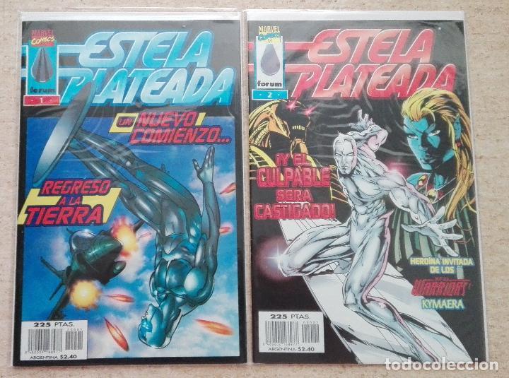 ESTELA PLATEADA VOL. 3 COMPLETA (Tebeos y Comics - Forum - Silver Surfer)