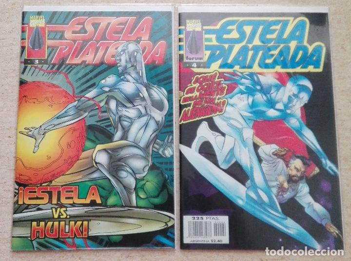 Cómics: ESTELA PLATEADA VOL. 3 COMPLETA - Foto 2 - 131125704