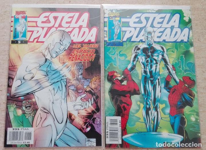 Cómics: ESTELA PLATEADA VOL. 3 COMPLETA - Foto 3 - 131125704