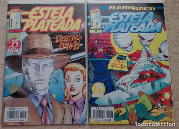 Cómics: ESTELA PLATEADA VOL. 3 COMPLETA - Foto 4 - 131125704