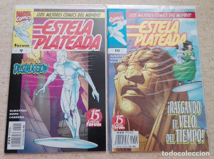 Cómics: ESTELA PLATEADA VOL. 3 COMPLETA - Foto 5 - 131125704