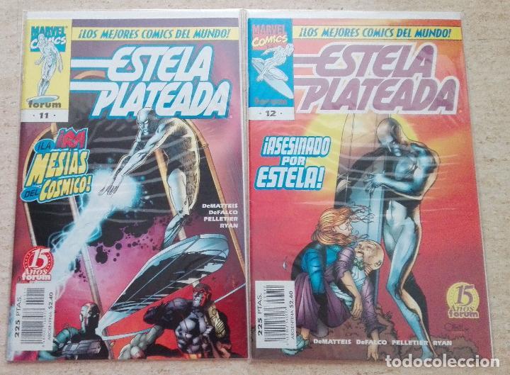 Cómics: ESTELA PLATEADA VOL. 3 COMPLETA - Foto 6 - 131125704