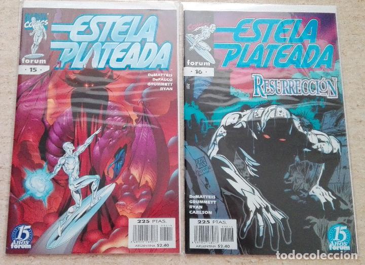 Cómics: ESTELA PLATEADA VOL. 3 COMPLETA - Foto 8 - 131125704