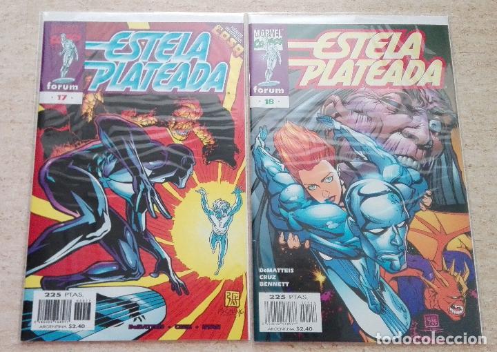 Cómics: ESTELA PLATEADA VOL. 3 COMPLETA - Foto 9 - 131125704