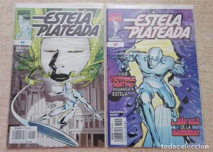 Cómics: ESTELA PLATEADA VOL. 3 COMPLETA - Foto 10 - 131125704