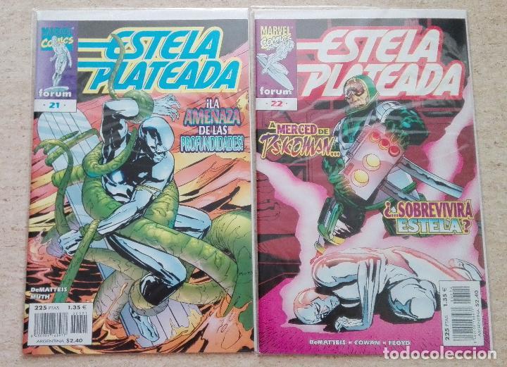 Cómics: ESTELA PLATEADA VOL. 3 COMPLETA - Foto 11 - 131125704