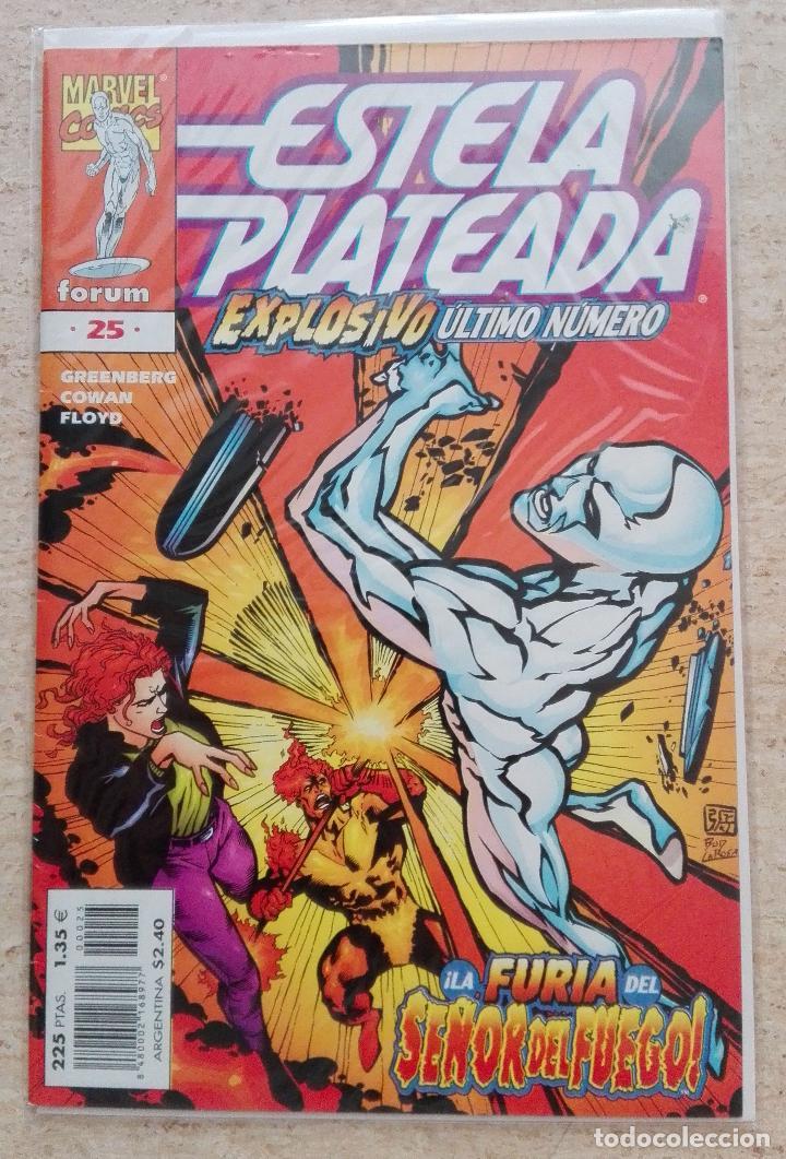 Cómics: ESTELA PLATEADA VOL. 3 COMPLETA - Foto 13 - 131125704