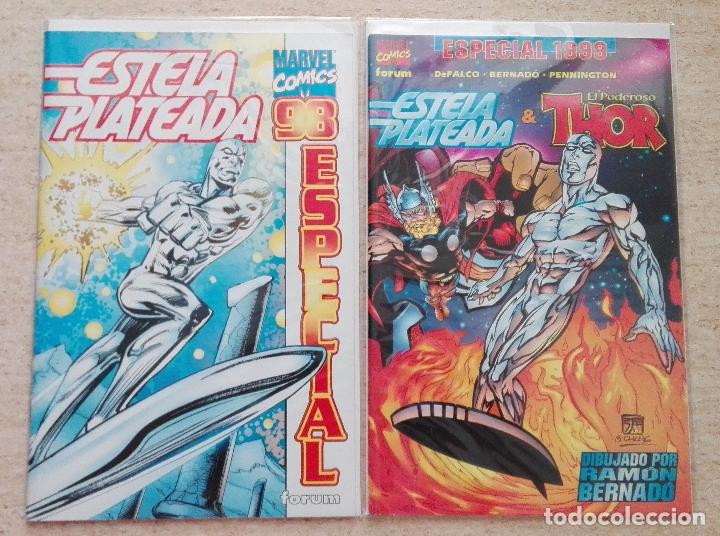 Cómics: ESTELA PLATEADA VOL. 3 COMPLETA - Foto 14 - 131125704