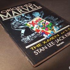 Cómics: ORIGENES MARVEL X-MEN CASI EXCELENTE ESTADO (N ° 1 2 3 4 5) FORUM. Lote 131144488