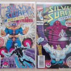 Cómics: SILVER SURFER VOL. 2 COMPLETA. Lote 131160200
