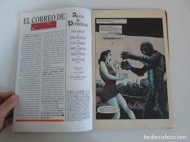 Cómics: LOS CABALLEROS DE PENDRAGON. Nº 1,2,3,4,5,6. MARVEL COMICS. FORUM. 1991. VER FOTOGRAFIAS - Foto 18 - 131165092