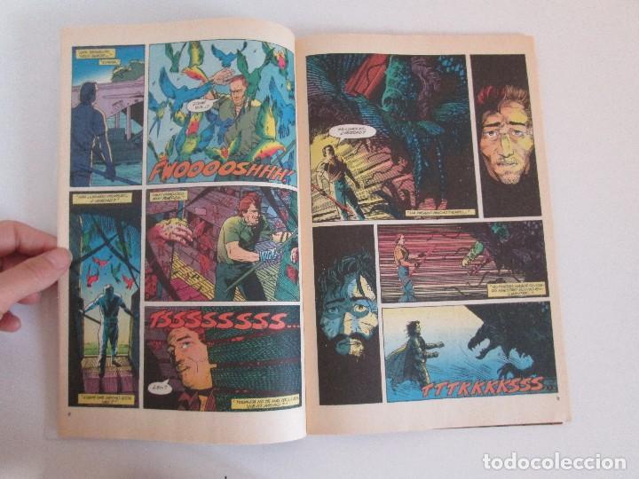 Cómics: LOS CABALLEROS DE PENDRAGON. Nº 1,2,3,4,5,6. MARVEL COMICS. FORUM. 1991. VER FOTOGRAFIAS - Foto 25 - 131165092