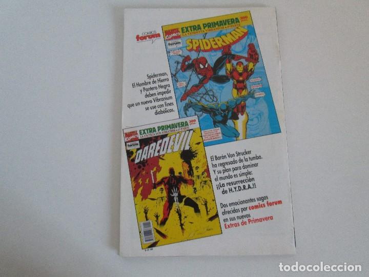 Cómics: LOS CABALLEROS DE PENDRAGON. Nº 1,2,3,4,5,6. MARVEL COMICS. FORUM. 1991. VER FOTOGRAFIAS - Foto 26 - 131165092