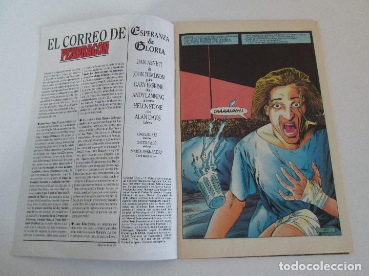 Cómics: LOS CABALLEROS DE PENDRAGON. Nº 1,2,3,4,5,6. MARVEL COMICS. FORUM. 1991. VER FOTOGRAFIAS - Foto 29 - 131165092