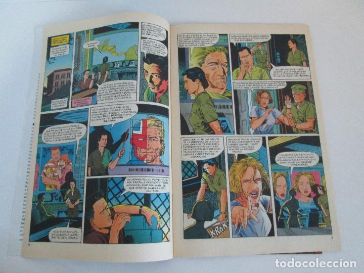 Cómics: LOS CABALLEROS DE PENDRAGON. Nº 1,2,3,4,5,6. MARVEL COMICS. FORUM. 1991. VER FOTOGRAFIAS - Foto 30 - 131165092