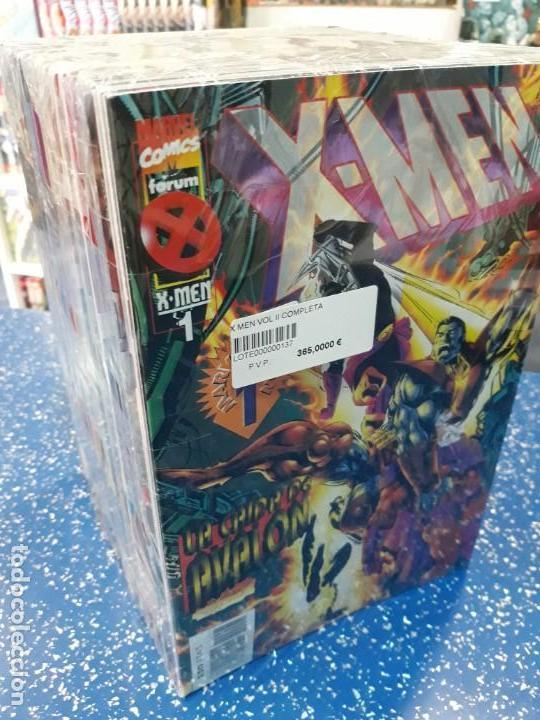 X -MEN VOL2 FORUM COMPLETA (Tebeos y Comics - Forum - X-Men)