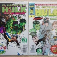 Cómics: HULK VOLUMEN 3 COMPLETA. Lote 131193960