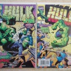 Cómics: HULK VOLUMEN 4 COMPLETA. Lote 131194768
