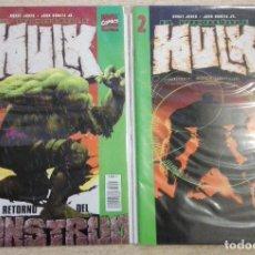 Cómics: EL INCREIBLE HULK VOLUMEN 2 COMPLETA. Lote 131195464