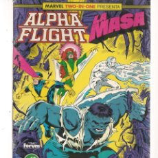 Cómics: ALPHA FLIGHT. Nº 53. FORUM (Z/C4). Lote 131236991