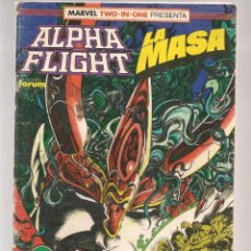 Cómics: ALPHA FLIGHT. Nº 58. FORUM (Z/C4). Lote 131237187
