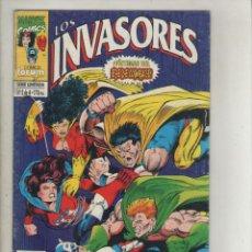 Cómics: LOS INVASORES-SERIE DE 4Nº-COLOR-AÑO 1994-FORMATO GRAPA-Nº 2-CAOS EN HOLLYWOOD. Lote 131237203