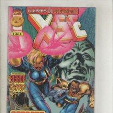 Cómics: XSE- SERIE DE 4Nº-AÑO 1996-FORUM-COLOR-FORMATO GRAPA-Nº 1-TIEMPO PERDIDO. Lote 131237447
