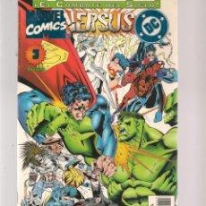 Cómics: MARVEL COMICS VERSUS DC. Nº 3 . FORUM. (Z/C4). Lote 131237603