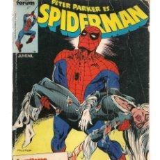 Cómics: SPIDERMAN. TOMO RETAPADO, CONTIENE 5 NROS. DE ESTA COLECCIÓN: DEL 51 AL 55. FORUM.(P/B74). Lote 131240043