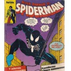 Cómics: SPIDERMAN. TOMO RETAPADO, CONTIENE 5 NROS. DE ESTA COLECCIÓN: DEL 131 AL 135. FORUM.(P/B74). Lote 131240355