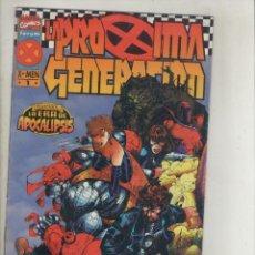 Cómics: LA PROXIMA GENERACION-AÑO 1995-FORUM-COLOR-FORMATO GRAPA-Nº 1-DESDE LA CIMA. Lote 131240379
