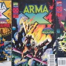 Cómics: ARMA X LA ERA DE APOCALIPSIS. Lote 131310615